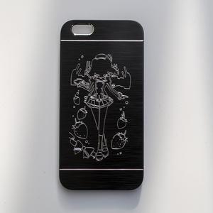 iPhone6/6s/メタルケース 鹿島