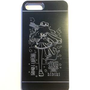 iPhone7/8PLUSメタルケース 響