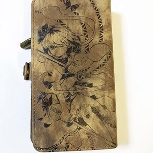 手帳型iPhone7/8/SE2妖夢