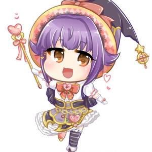 自称魔法少女・輿水幸子アクリルキーホルダー