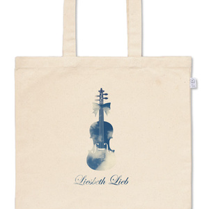 【Liesbeth Lieb】トートバッグ(ヴァイオリン)