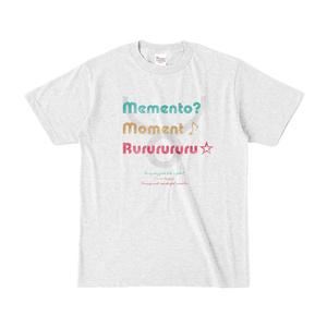メメント?モメント♪ルルルルル☆Tシャツ【アイドルマスターミリオンライブ!】
