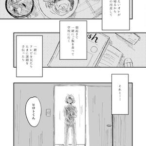 【円ヒロ・染吹】ルームシェア