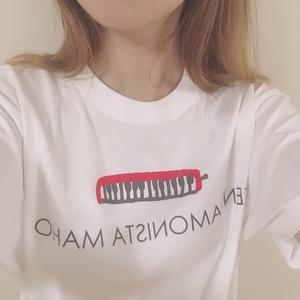 ケンハモニスタMAHOシャツ