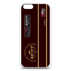周遊列車MH585系「あまつかぜ」仕様iPhoneケース(6・7+用)