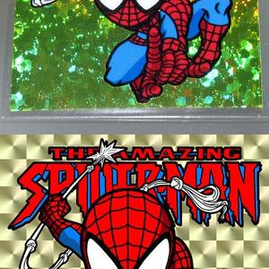 アメコミシール スパイダーマン、デッドプール