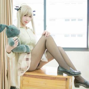 九曲Jean  X Kasugano Sora 春日野穹 写真