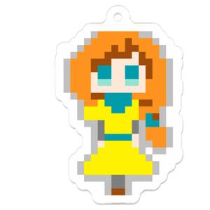 【DOLLBOX】アデル/ドットキーホルダー