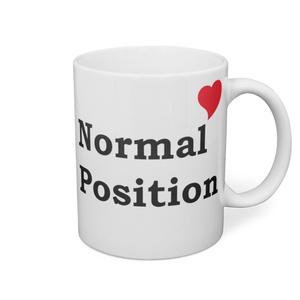 Normal Position マグカップ