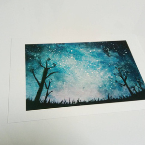 夜空ポストカード(各種)