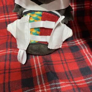 割烹着と三角巾(まめめいと用)