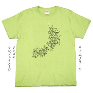 【送料無料】メンズ・レディースサイズ有★球体ロボ Tシャツ