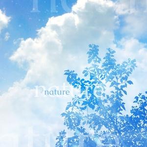 【送料無料】nature スマホケース(ハードケース全面プリント)