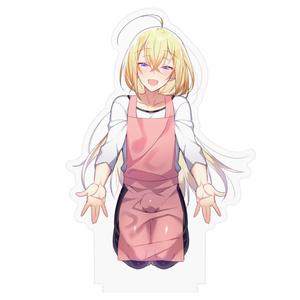 美少年ママ♂のアクリルフィギュア