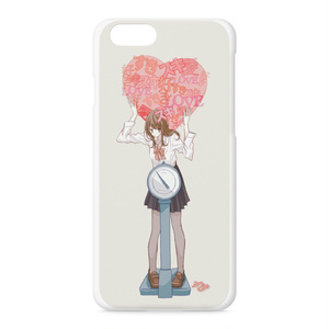 iPhoneケース( 愛が重い )