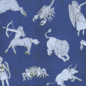 ブックカバー『zodiac』