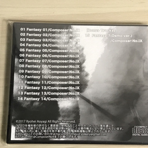 9's Fantasy【幻想世界イメージコンセプトアルバム】