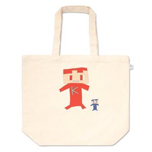 コヒ剣士のトートバッグ