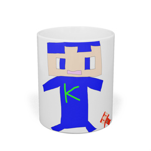 コヒアーチャーのマグカップ