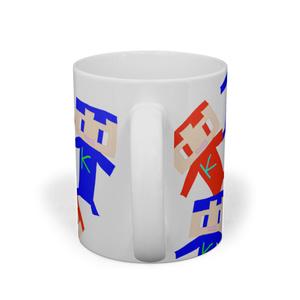 コヒたちのマグカップ