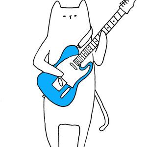 完全感覚Guitarist ~ネコと青いテレキャス~