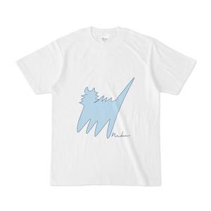 怒った猫のTシャツ
