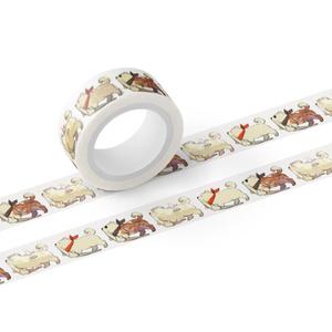 ブリーフ犬マスキングテープ