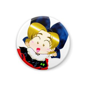 【缶バッジ】ロコトルア民族衣装シリーズ1 アルザス地方(カミィユ)