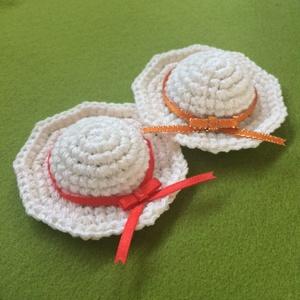 ぬい服 サロペット&帽子(収穫の秋セット)