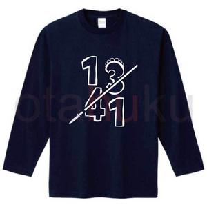 十六夜咲夜 1341 ロングスリーブTシャツ