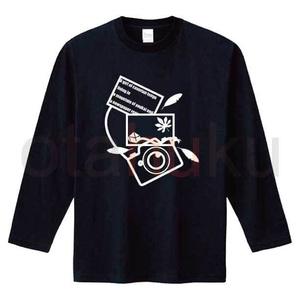 射命丸文 メモリアル ロングスリーブTシャツ