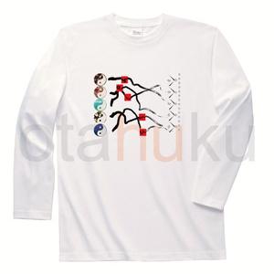 博麗霊夢 4seasons ロングスリーブTシャツ(在庫限り)