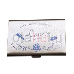 LiPPS 金属名刺ケース