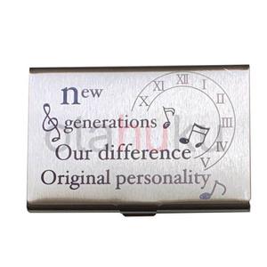 new generations 金属名刺ケース