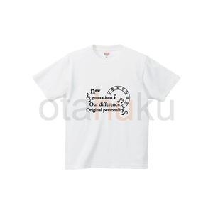 生産終了 new generations 半袖Tシャツ