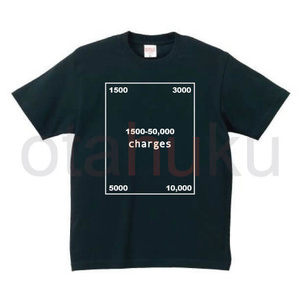 課金Tシャツ