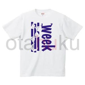 パチュリー・ノーレッジ weekTシャツ