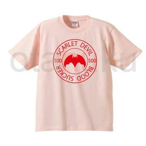 レミリア・スカーレット SCARLET DEVIL Tシャツ
