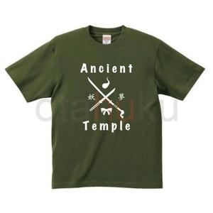 魂魄妖夢 エンシェントテンプルTシャツ