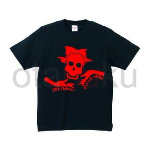 赤蛮奇 flying head Tシャツ (在庫限り)