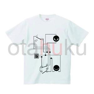 古明地姉妹 配線図Tシャツ
