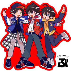 【ブクロ&シブヤ】アクキー