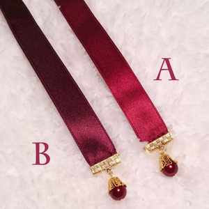 刀剣男士イメージカラーネックレス(大倶利伽羅B)
