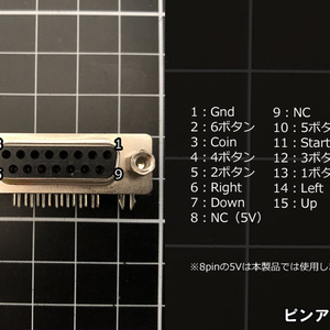 Mini Controller Daretoku kit