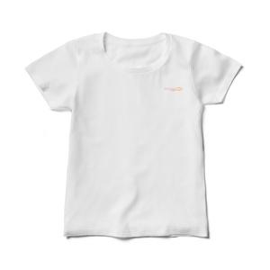 おきゅたんマークTシャツ(レディース)