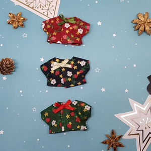 ぬい服 クリスマス パーティ 10cm 12cm サイズ