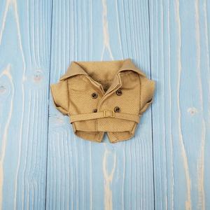 トレンチコート ぬい服
