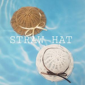 ぬい服 麦わら帽子 10cm 12cmサイズ