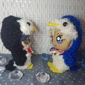 ぬい用 きぐるみアニマル ペンギン