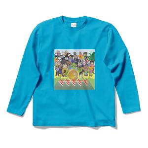 ささささや公式ロングスリーブTシャツ